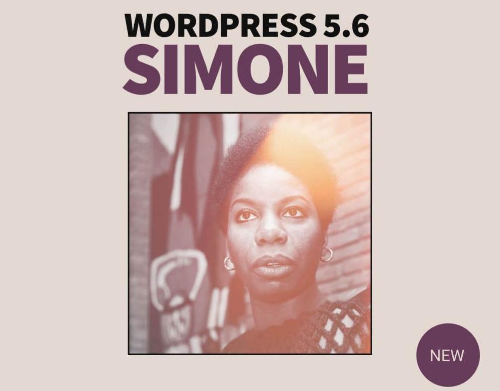 WordPress version 5.6